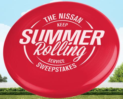 Nissan-Sweeps-2014-960x640-Frisbee